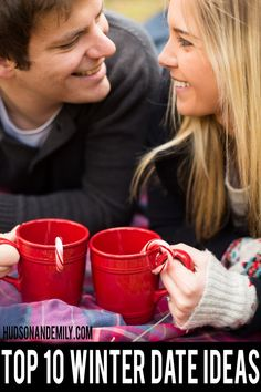 SO ready for winter to be over, but hey, might as well enjoy it with these awesome date ideas!