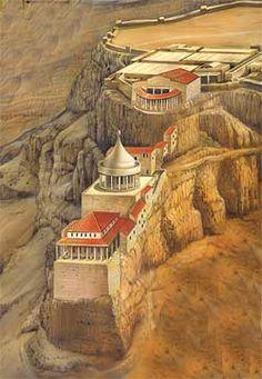Massada-israel-Histoire du peupple juif