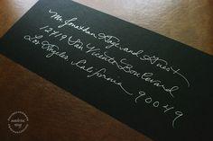 Wedding Calligraphy SUMMER SALE - Hand Addressed on Etsy, $1.50
