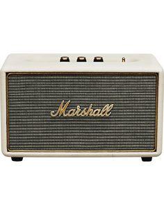 MARSHALL - Acton bluetooth speaker   Selfridges.com
