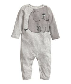 All-in-one pyjamas | Product Detail | H&M