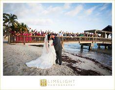 The Reach, key west, wedding, limelight