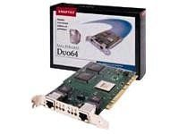 Adaptec Duo 64 Enet PCI 10/100MBs 10/100 BT by Adaptec. $92.99. ANA-62022 ADAPTEC DUAL CHANNEL 64/32 BIT FAST ETHR. Save 75% Off!