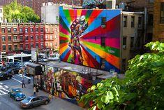 Los 30 artistas urbanos más impresionantes de la década