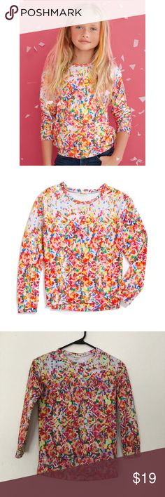 Sprinkles Pullover Sweater Cute sprinkles pullover from Ten Sixty Sherman for girls. This belonged to my niece and she loved it, just outgrew it. Ten Sixty Sherman Shirts & Tops