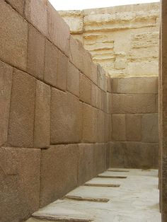 The incredible similarity between the Coricancha Temple in Peru, and the Valley Temple of Egypt | Ancient Code