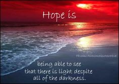 never take away someones hope quote - Google Search