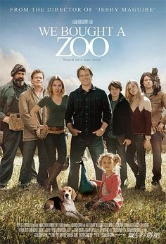 We Bought A Zoo--Good family movie.  PG- some mild language, loss of a parent, and one Easter Bunny comment. :-)  My family really enjoyed it and didn't notice the Easter Bunny comment.