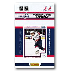 2012/13 Score NHL Team Set - Washington Capitals
