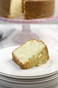 This Cream Cheese Pound Cake is a classic, buttery pound cake with hints of vanilla and luscious cream cheese. It's always tender and a family favorite.