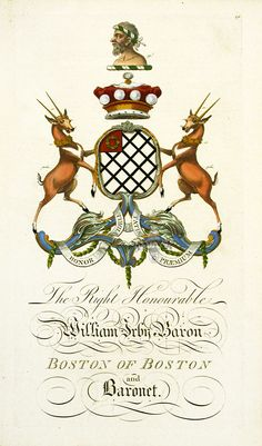 Coats of Arms, Heralic Crests, Family Trees from Segar