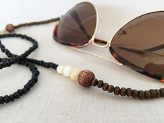 Glasses chain  unisex glasses chain  eyeglass by rachelirenedesign
