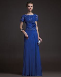 Evening Dress by AIRE BARCELONA. More photos at  http   www. ebd09ca42a1