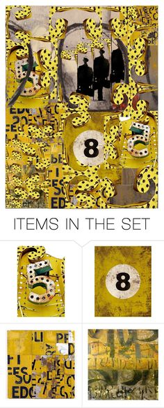 """""""A First Try"""" by bb60477 ❤ liked on Polyvore featuring art and modern"""