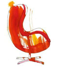 Arne Jacobsens Egg