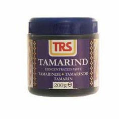 Tamarind Concentrated Paste - TRS
