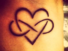 Huge gallery of Infinity Tattoo Ideas and Designs - http://infinitytattooideas.com/