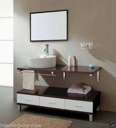 Zen Bathroom Vanity pinjon klein on basement | pinterest | bathroom vanities
