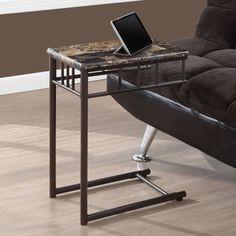 Dinner TV Serving Bed Tray End Laptop Side End Table Snack Dorm Dorm Furniture #Unbranded