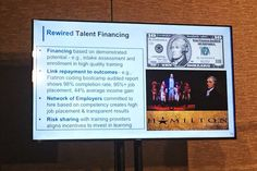 @byron_auguste highlights the value of betting on talent and #AlexanderHamilton shows up at #asugsvsummit again! - Twitter Search