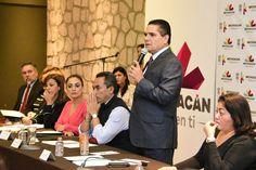 El gobernador de Michoacán se reunió con los integrantes del Gabinete Legal y Ampliado; los convoca a acelerar y reforzar el trabajo en pro del desarrollo y el bienestar de ...
