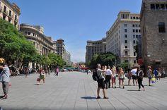 - BARCELONA - Plaza de la Catedral