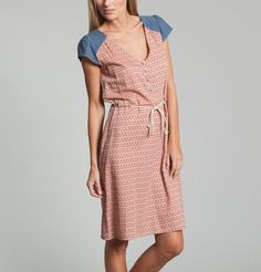 Vanina Escoubet Pink Pia Dress on sale at L'Exception