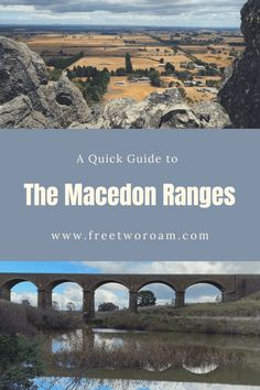 A quick guide to the Macedon Ranges. A short hour drive from Melbourne, the Macedon Ranges is a great getaway for a day or weekend trip away from the big city. Make sure to make it your post iso destination! #macedonranges #victoria #australia #postisoideas #travel #traveldestination #travelblog #traveltips