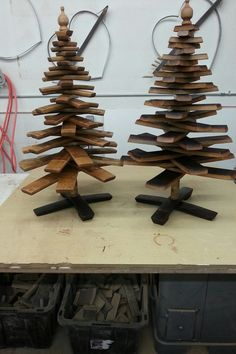 This is a Christmas tree that is made from a wine barrel that I got from Californias Central Coast wine growing region. I have 1 tree that is 40