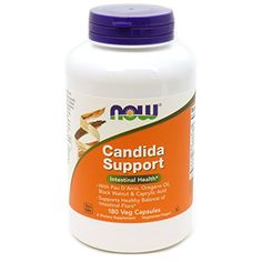 Now Foods Candida Support Formula Vegcapsules 180Count ** To view further for this item, visit the image link.