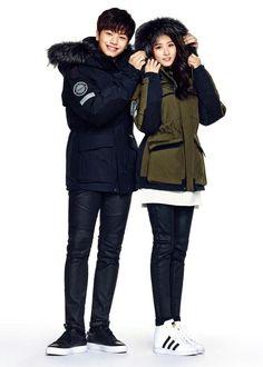 Sungjae with Saeron ❤