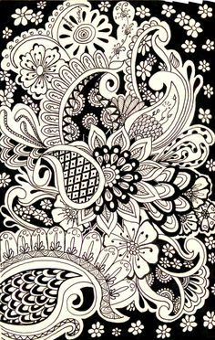 zentangle images - Google Search