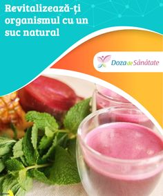 Revitalizează-ți organismul cu un suc natural Smoothie Fruit, Smoothies, Cantaloupe, Health Care, Food And Drink, Vegetables, Dukan Diet, Losing Weight Tips, Smoothie