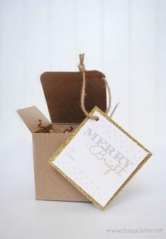 DIY Gift Wrapping Ideas     Printable Gift Tag