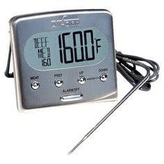 Found it at Wayfair - All-Clad Digital Oven Probe Thermometer in Stainless Steelhttp://www.wayfair.com/daily-sales/p/All-Clad-Cookware-Under-%24100-All-Clad-Digital-Oven-Probe-Thermometer-in-Stainless-Steel~AAC1750~E14049.html?refid=SBP.rBAZEVKbmMkC93S6XbfhAuoRGGTKcEMOv1F4DUsMdnU
