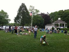 TD Bank Summer Concert in Harwich with Two Cool and Friends