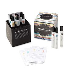 Look what I found at UncommonGoods: Mixologie Blendable Perfume Collection for $75.00