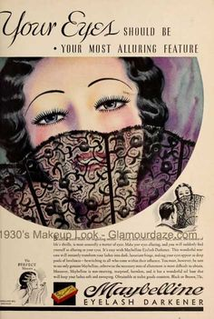 Maybelline-1933. 'What happened to this way of thinking?'