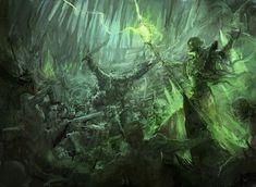 warhammer fantasy mannslieb and morrslieb geheimnisnacht - Google-Suche