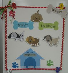 Love Those Kinders!: Classroom management with a Puppy theme