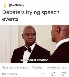 More debate team memes please