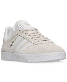 adidas Women's Gazelle Casual Sneakers from Finish Line | macys.com