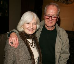 Paul Newman and Joanne Woodward who were together for 50 years. The American director Paul Newman got married to the beautiful actress Joanne Woodward in 1958 and after 50 years of living with each other Paul lost his life due to lung cancer in 2008. they have 3 children.