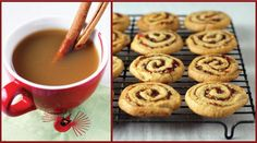 caramel date pinwheel cookies • today's nest