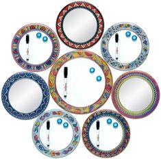 FREE Zenspirations circular borders... get them at the Zenspirations - BLOG!