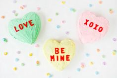 sweetheart cakes