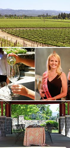 Real Wine Tasting Bachelorette Party in Napa Valley - WeddingWire: The Blog