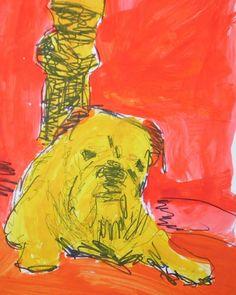 #ilovemydog #instagramdogs #dogstagram #happydog #dogsmile #doglife #dogsoftheday by kleckerlabor_blog