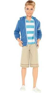 Barbie Life in The Dreamhouse Ken Doll (Discontinued by manufacturer)