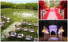 Inspiration board by Event Pros LA for Huppah and Wedding Ceremonies. Visit our blog http://wp.me/pHoBG-qT for even more ideas
